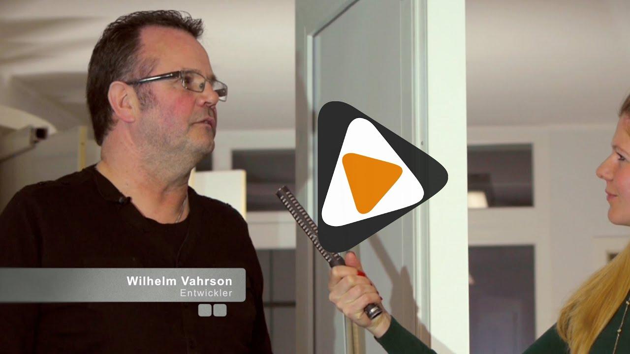 tredoor haustürsicherung - interview mit dem entwickler der haustür