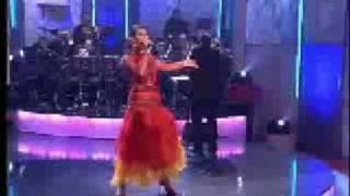 """Sandra Cabrera """"La virgen de la Macarena"""""""
