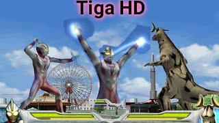 UFE0 Ultraman Tiga HD version