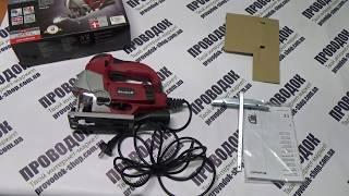 Распаковка электролобзика Einhell RT-JS 85 - Интернет-маркет Проводок