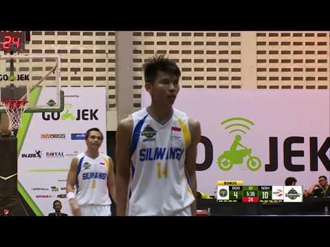Stream IBL GOJEK Tournament 2018  Bogor Siliwangi vs NSH