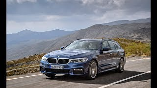 System Acceleration 2018 BMW 530d Top Performance Speed