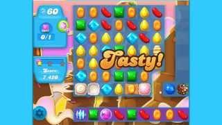 Candy Crush Soda Saga level 72  NO BOOSTERS