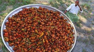Chicken Manchurian Recipe | Amazing Chinese Chicken Manchurian Snacks Recipe | Grandpa Kitchen