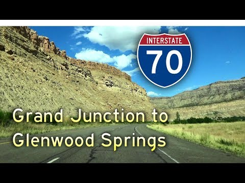 Grand Circle Tour II - Ep 10 || Interstate 70 Colorado #1: Grand Junction to Glenwood Springs