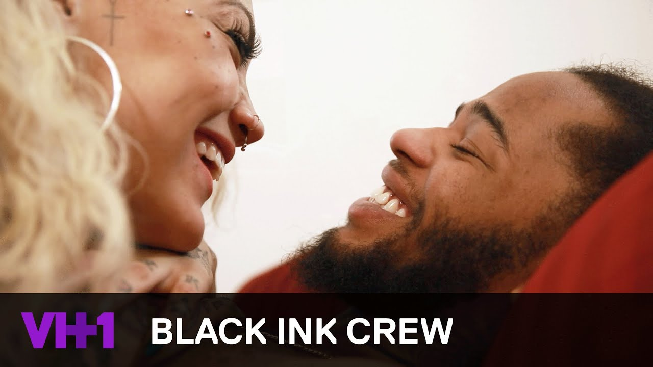 donna from black ink engaged black ink crew max proposes to donna vh1