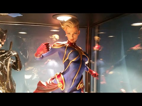 This Beautiful Statue Shows How SJW CAPTAIN MARVEL Can Be Salvaged