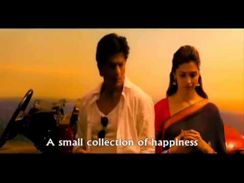 Chennai Express Title song (with English subtitles)