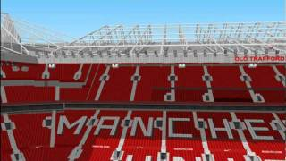 Old Trafford Stadium Virtual Tour 3D