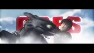 Where No One Goes How To Train Your Dragon 2 Official Lyric Sub Indonesia
