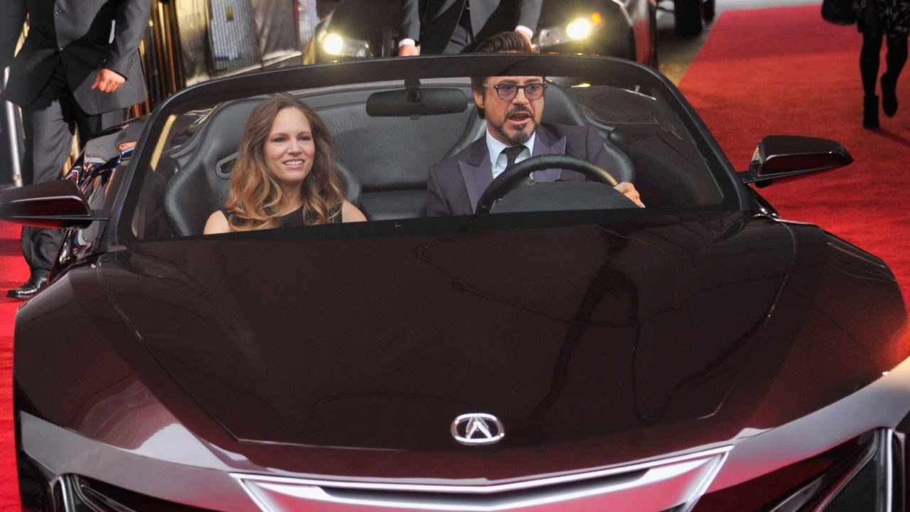 Tony Stark To Get New Ride In Iron Man 3 Youtube