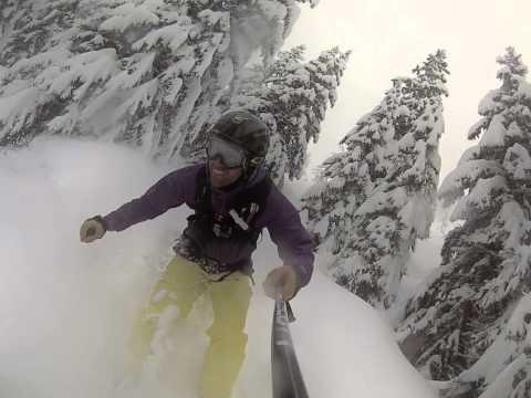 Depression Prevention Program: Powder Skiing Therapy