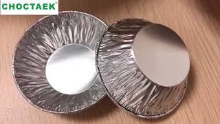 Aluminium Foil Special box Container Machine and Mould
