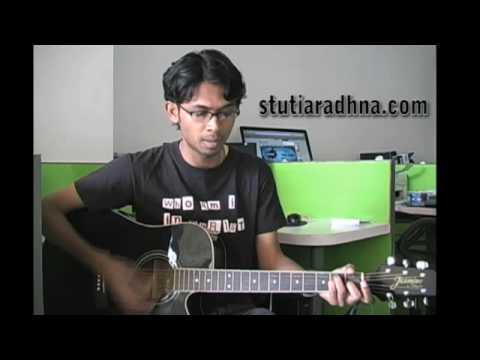 Ho teri stuti aur aradhna - Hindi Christian Worship Song (Ashley Joseph)