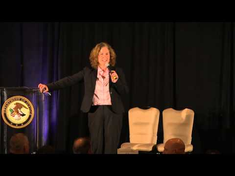 COPS Conference 2012 -- Dorothy Edwards