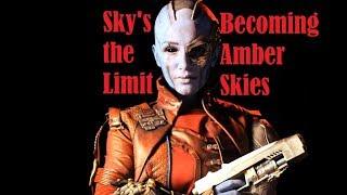 Sky's the Limit Becoming Amber Skies Nebula