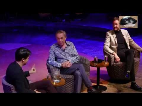 Andrew Lloyd Webber in conversation with writer, composer and lyricist, Lin-Manuel Miranda