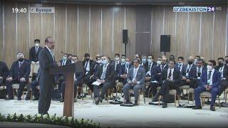 Инвестиционный форум в Бухарской области, с участием инвесторов из Саудовской Аравии