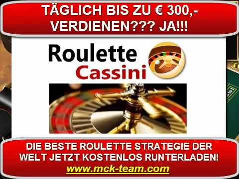 Video Roulette strategie transversale simple