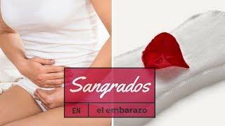 Durante la coágulo el en embarazo de pelvis sangre