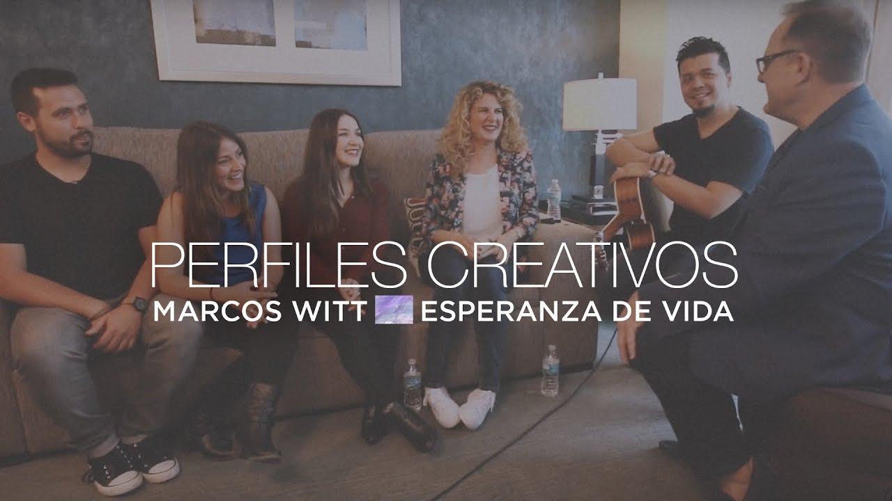 Marcos Witt - Perfiles Creativos con Esperanza de Vida - YouTube