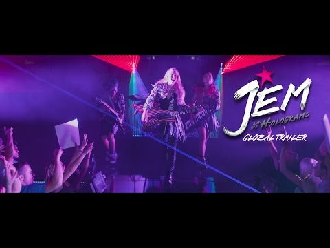 , First Look: Jem & The Holograms Movie Trailer!