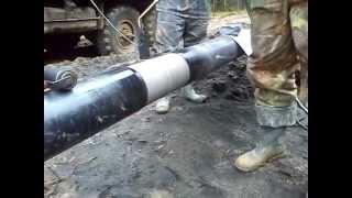 видео изоляция труб