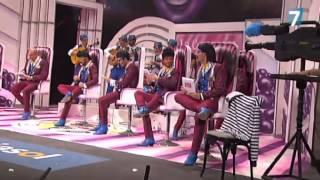 "Comparsa ""La comparsa rosa"" | SEMIFINALES del Carnaval de Cádiz 2015"