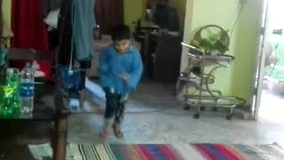Home Workout Fast Baby fails  What I do? Playground at Home Covered by MusaEssa