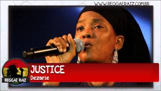 Watch Dezarie Justice video