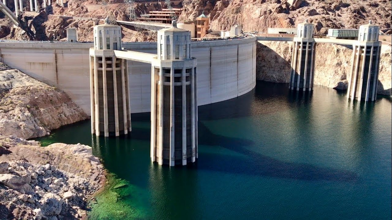 Hoover Dam An Arch-Gravity Dam In Arizona | Travel Featured |Hoover Dam Water