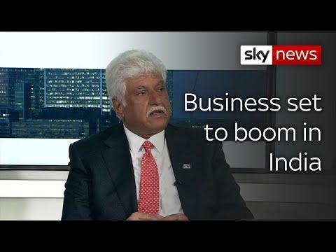 India business bosses hail Modi's enthusiasm for technology