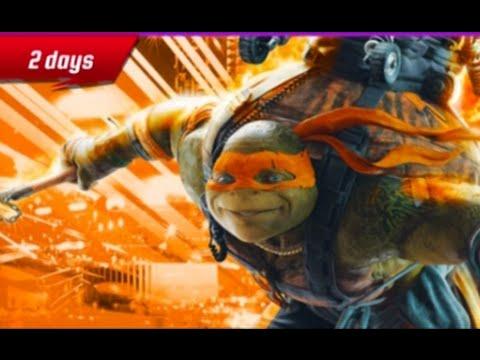 Teenage Mutant Ninja Turtles: Legends- PVP Tournament (MICHELANGELO Movie) Student to Master