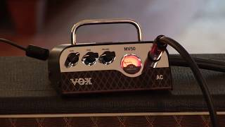 Vox MV 50, with Strat - Part1