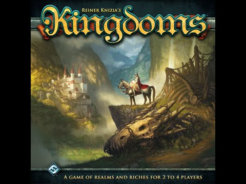 RLR Unboxing - Kingdoms
