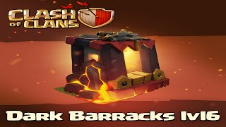 Clash of Clans UPDATE - Level 6 Dark Barracks SNEAK PEEK #3