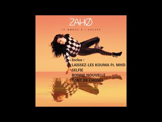 ZAHO CONTAGIEUSE NOUVEL ALBUM DE TÉLÉCHARGER