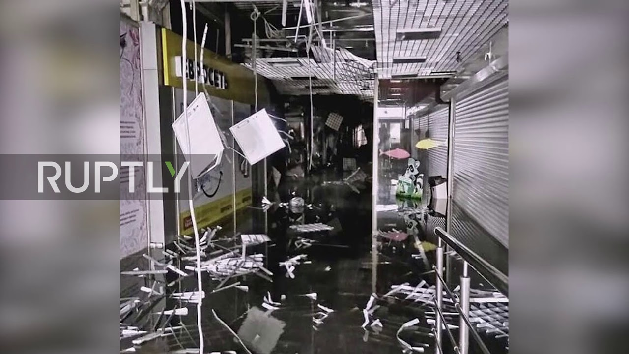 The fire in the Kemerovo shopping center claimed the lives of more than 60 people 26.03.2018 61