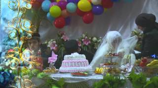 Исламская свадьба с Акнада