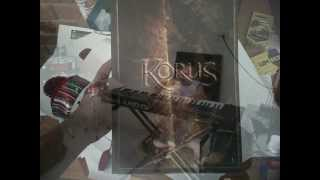 KORUS, COVER MR CROWLEY IPIALES