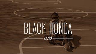 Coach Tev | Black Honda (snippet)