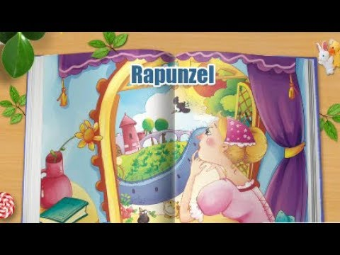 RAPUNZEL Tangled | Fairy Tale Bedtime Stories for Kid and Family
