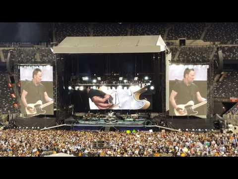 Bruce Springsteen - Born to Run (The River Tour Jersey MetLife 2016)