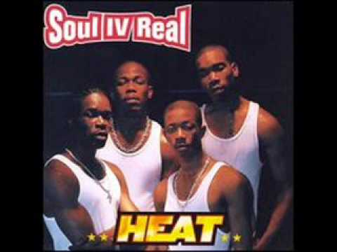 Soul IV Real - You Can Spend The Night