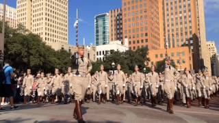 Texas A&M Corps Of Cadets In Fort Worth
