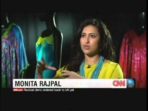 Josie Natori on CNN International Talk