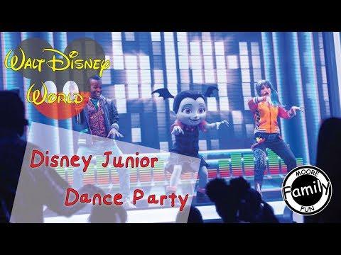Hollywood Studios - Disney Junior Dance Party