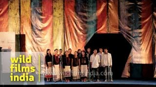 Group song by - Nyishi EliteSociety at Panyor River Festival