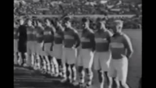 СПАРТАК - Электрик (Ленинград, СССР) 3:2, Кубок СССР - 1938, Финал