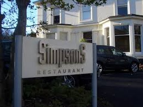 Simpsons Restaurant Review Birmingham